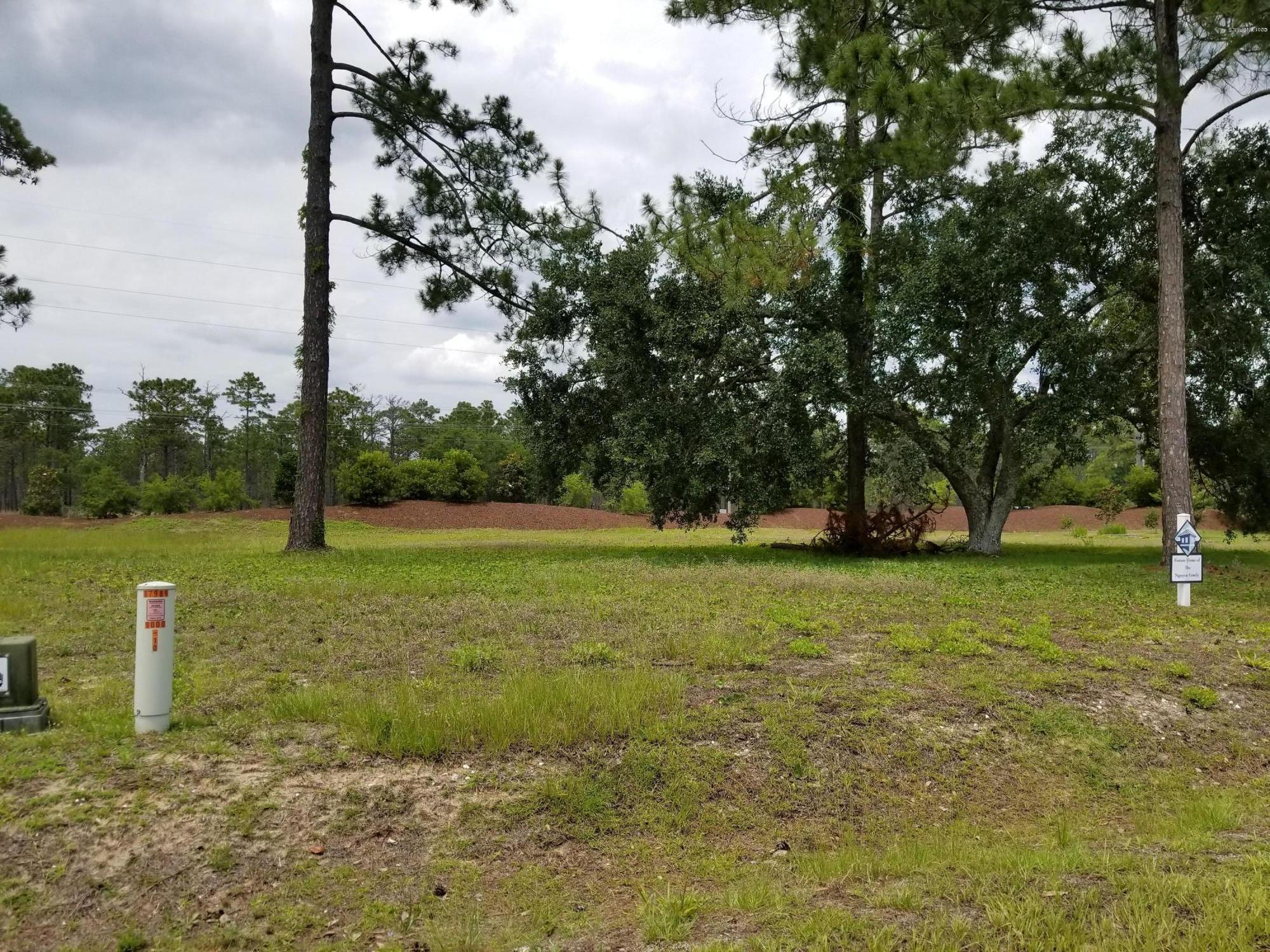 305 Seafarer Street, 100070141, Newport, Vacant Land / Lot,  for sale, Kristen McNabb, Realty World-First Coast Realty